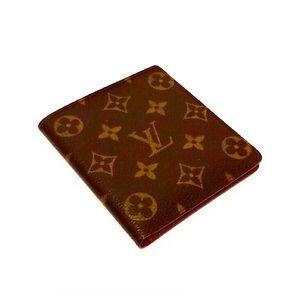 Authentic Vuitton Monogram 10 Card Holder Wallet